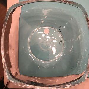 Tiffany's bowl with box